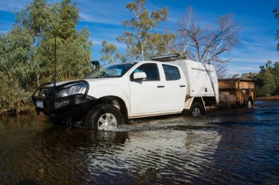 The 4WD track on the way in is usually flooded.jpg