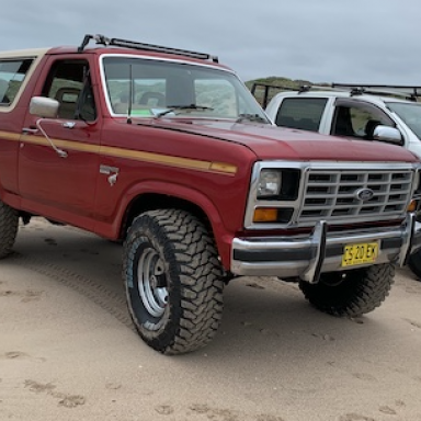 Ford Bronco Build Up | Page 2 | 4x4Earth