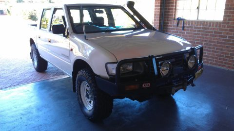 Holden Rodeo 1997 | 4x4Earth