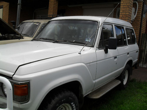 Toyota Landcruiser HJ60 1986 | 4x4Earth