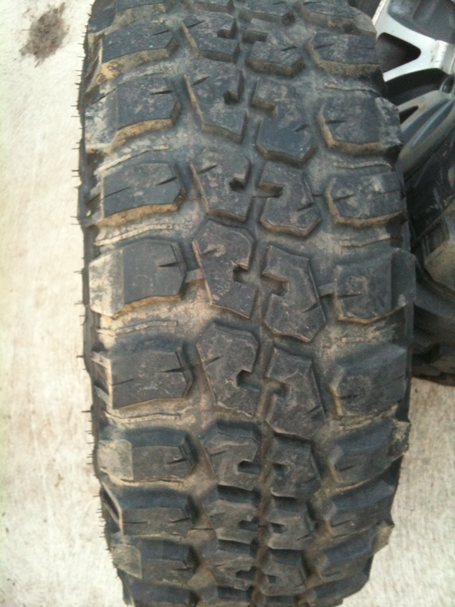 Couragia Mud Tyres 31x10 5x15 4x4earth
