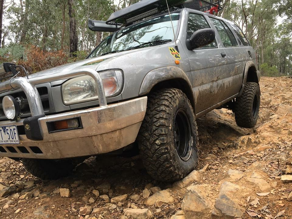 2000 R50 Nissan Pathfinder 4x4earth