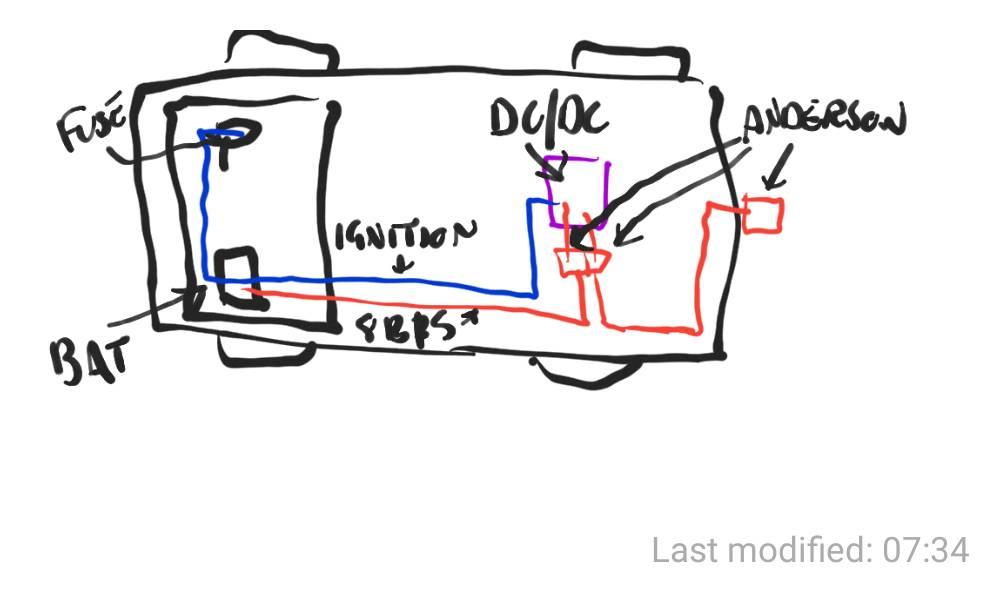 Dcdc for 2 agm batteries | 4x4Earth Agm Alternator Wiring Diagram on