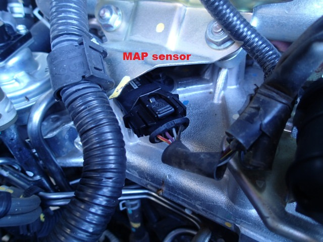 Ford PK Ranger MAF / MAP sensor clean | 4x4Earth