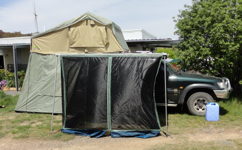tent431.jpg & Are Rhino Pioneer platforms strong enough for roof-top tent ...