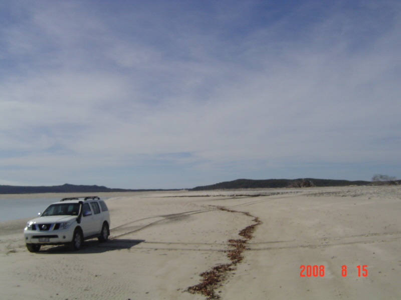 Nissan Pathfinder ST 2 5 Diesel 2006 | 4x4Earth
