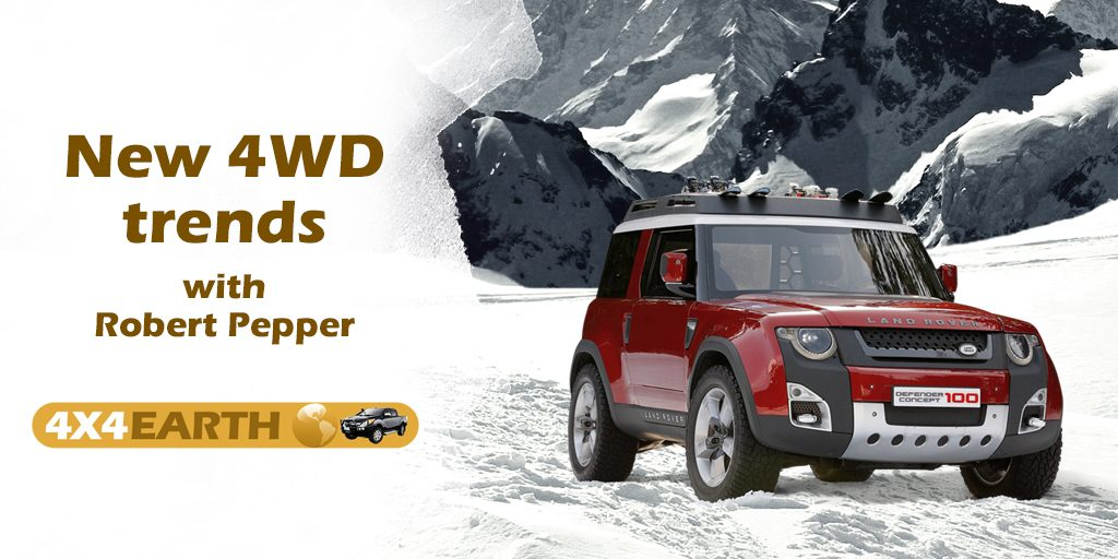 New Car 4WD trends with Robert Pepper